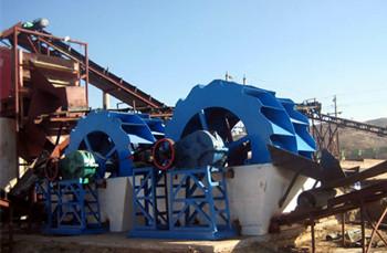 XS series sand washer